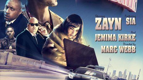ZAYN Announces New Single 'Dusk Till Dawn (ft. Sia)'
