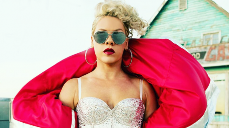 P!nk's 'Beautiful Trauma' First Week Sales Revised Upward