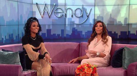 Keyshia Ka'Oir Visits 'Wendy' / Talks Marrying Gucci Mane On BET Show, Tripling His Millions, & More