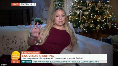 "Mariah Carey Fans Slam 'Good Morning Britain' For ""Shocking Her"" With Vegas Attack News"
