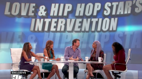 'Love & Hip Hop' Star Undergoes Therapy On 'The Doctors'