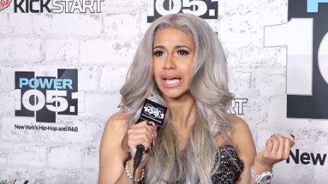 Watch: Cardi B Bares All On Nicki Minaj Collaboration