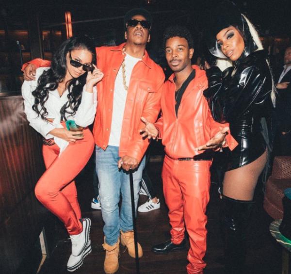 Halloween 2017: Beyonce, Janet Jackson, Kelly Rowland ...