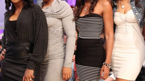 """Video: Braxton Sisters React To Tamar Divorce / Reveal They're """"Happy"""" She's Moving Forward After """"Many"""" Incidents"""