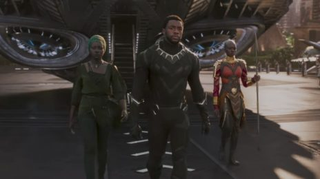 Movie Trailer: Marvel's 'Black Panther'