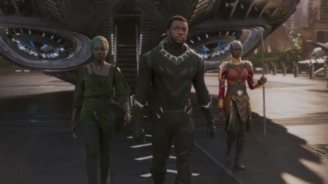 Movie Trailer: Marvel's 'Black Panther'