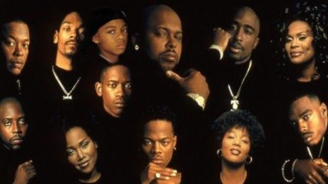 Bow Wow Blasted For Photoshopping Himself Into Iconic Death Row Records Pic
