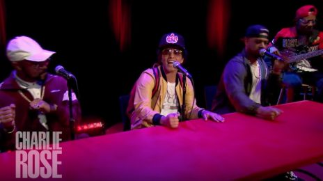 Watch: Bruno Mars Performs 'That's What I Like' Acoustic On 'Charlie Rose'