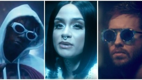 New Video:  Calvin Harris Ft. Kehlani & Lil Yachty - 'Faking It'