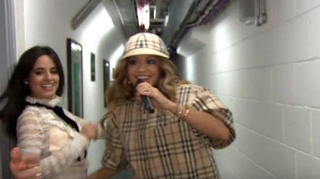 Watch: Camila Cabello & Rita Ora Perform At Radio 1's Teen Awards