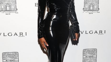 Hot Shots:  Ciara Stuns at NYC Bulgari Store Opening