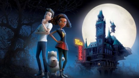 Are You Watching?  Michael Jackson's Animated CBS 'Halloween' Special