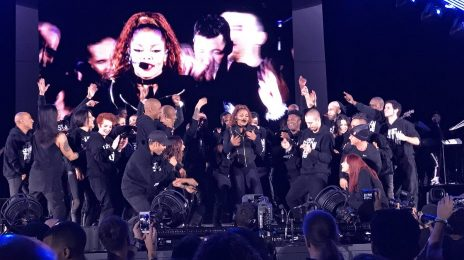 Janet Jackson Reunites With Dancers From Past Tours At Sold-Out LA Show [Videos]