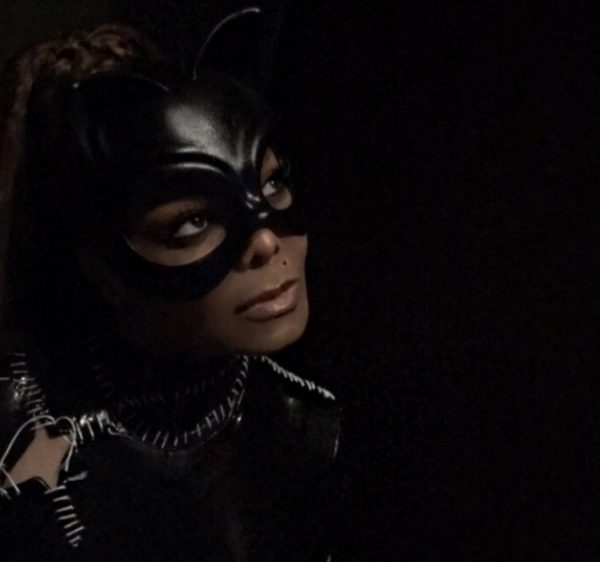Janet Jackson as Catwoman & Halloween 2017: Beyonce Janet Jackson Kelly Rowland Cardi B ...