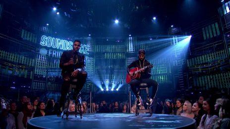 Watch: Jason Derulo Rocks BBC's 'Sounds Like Friday Night'