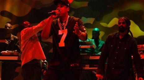 Watch:  Jay Z Salutes Colin Kaepernick With 'SNL' Performances