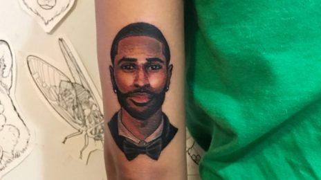 Couple Goals? Jhene Aiko Gets Tattoo Of Big Sean's Face