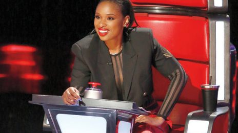 Jennifer Hudson Returns To 'The Voice UK'