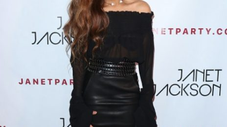 Hot Shots: Janet Jackson Stuns At Tour Afterparty In Los Angeles