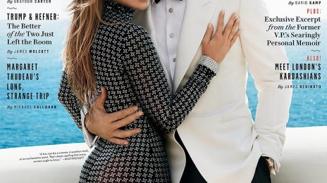 J-Rod! Jennifer Lopez Covers Vanity Fair With Alex Rodriguez