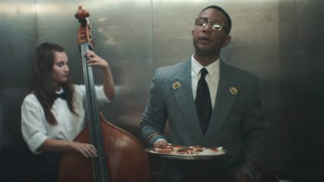New Video: John Legend - 'Penthouse Floor (ft. Chance The Rapper)'