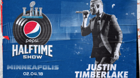 It's Official!  Justin Timberlake To Headline Super Bowl 2018