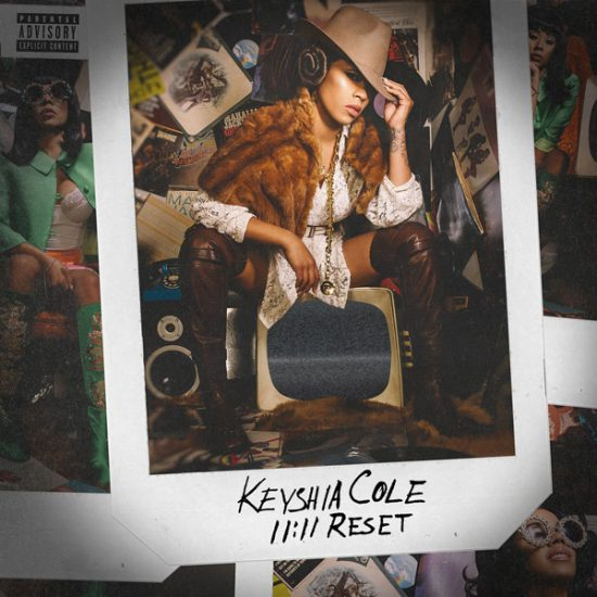 Keyshia Cole 11:11 Reset Cover Art