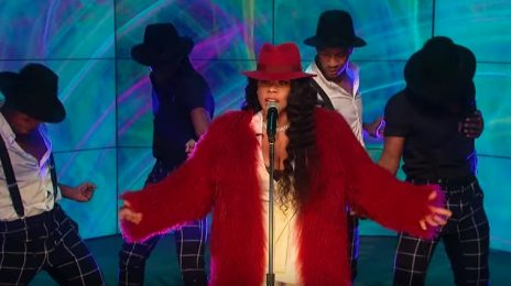 Watch: Keyshia Cole Performs 'Incapable' On 'Wendy'