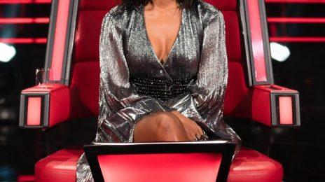 Kelly Rowland Re-Joins 'The Voice Australia'