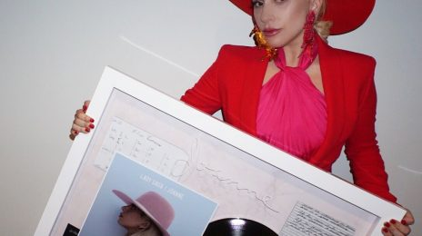 Lady Gaga's 'Joanne' Album Officially Certified Platinum