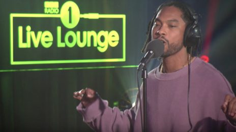 Watch: Miguel Rocks BBC 1xtra Live Lounge With 'Sky Walker'
