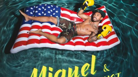 Miguel Covers FLOOD Magazine