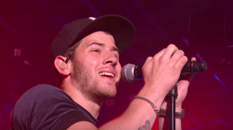 Did You Miss It?  Nick Jonas Performed 'Find You' on TRL [Video]