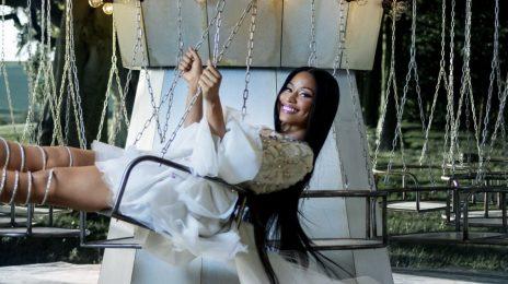 Nicki Minaj Dominates Instagram & Spotify's 'Black Girl Magic' Map