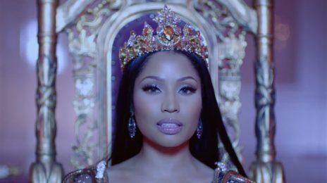 "Nicki Minaj Claps Back At Those Saying She Didn't ""Reintroduce"" Female Rap to the Mainstream"