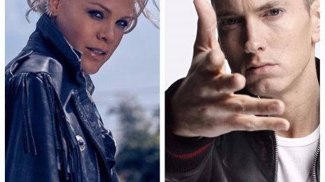 New Song:  P!nk & Eminem - 'Revenge'