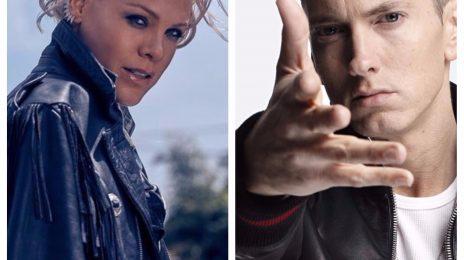New Song:  P!nk & Eminem - 'Revenge'