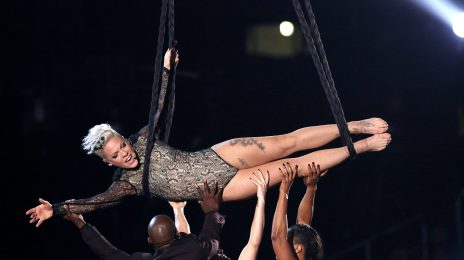 P!nk On Ageism In Music:  'Radio Doesn't Play Girls Over 35...Unless You're Beyonce'