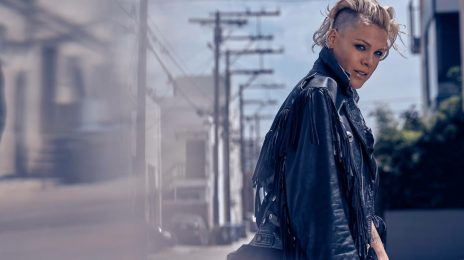 New Song: Pink - 'Hustle'