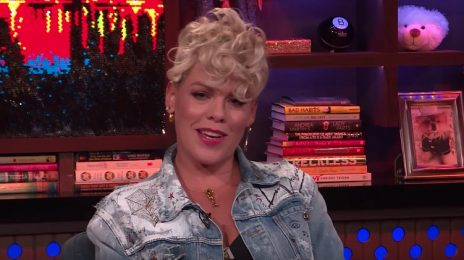 Pink Reveals Christina Aguilera Tried To Punch Her In A Club