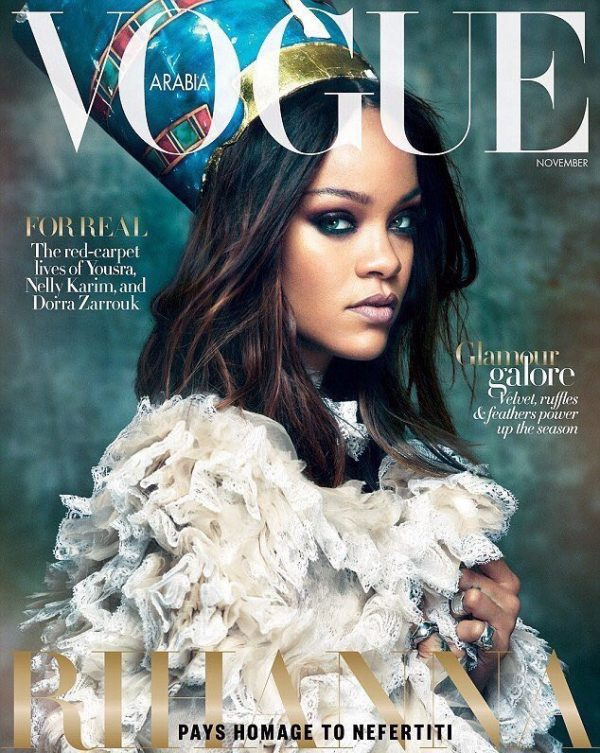 Breathtaking rihanna shares more from vogue arabia spread that love or loathe her rihanna has ascended to the higher heights of pop royalty ccuart Images