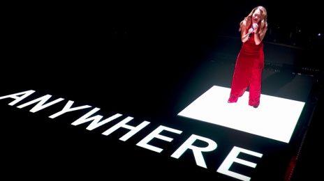 Watch: Rita Ora Performs 'Anywhere' On 'Jonathan Ross'