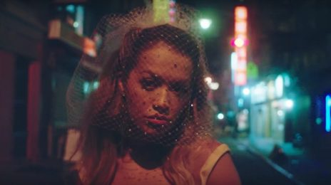 New Video: Rita Ora - 'Anywhere'