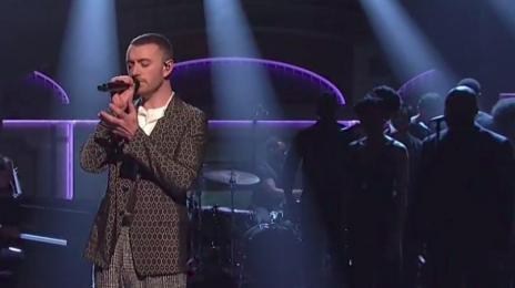 Watch:  Sam Smith Belts 'Too Good At Goodbyes' & More For 'SNL'