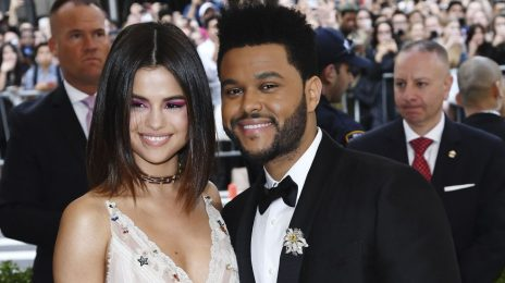 Report:  The Weeknd & Selena Gomez Split After 10 Months
