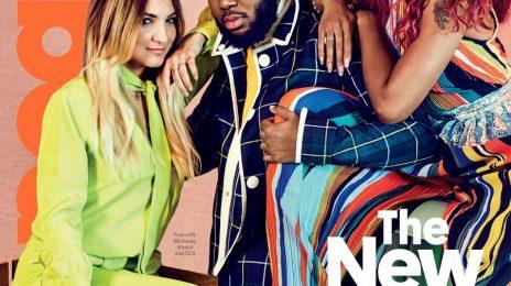 SZA & Khalid Cover Billboard's Grammy Preview Issue / Talk Race & Gender Politics In Music