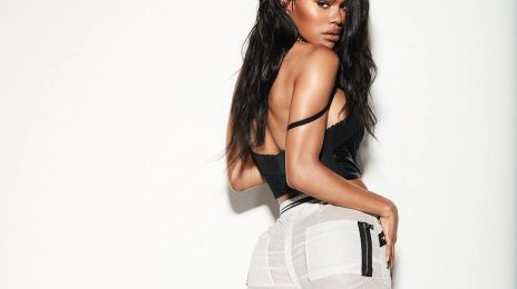 Teyana Taylor Reveals Her New Album Is Done - And Kanye West Is Exec Producer