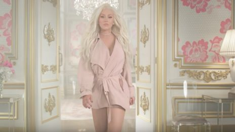 Christina Aguilera Stuns In New Commercial (As Fans Await New Music)