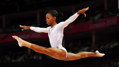 Gabby Douglas Reveals She Was Molested By Gymnastics Doctor