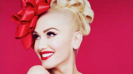 Gwen Stefani Nabs NBC Holiday Special